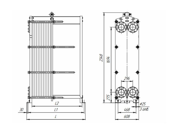Теплообменник нн 4 а а Пластинчатый теплообменник Tranter GD-026 P Кисловодск